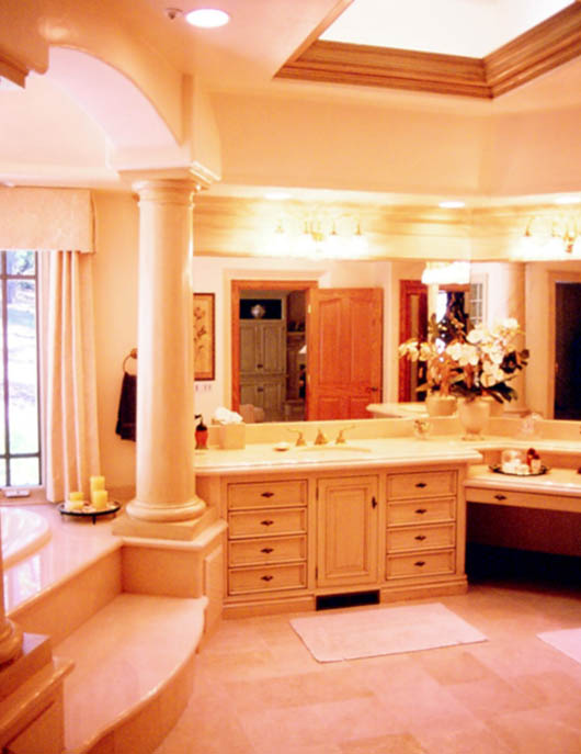 bath remodel, spa, new construction