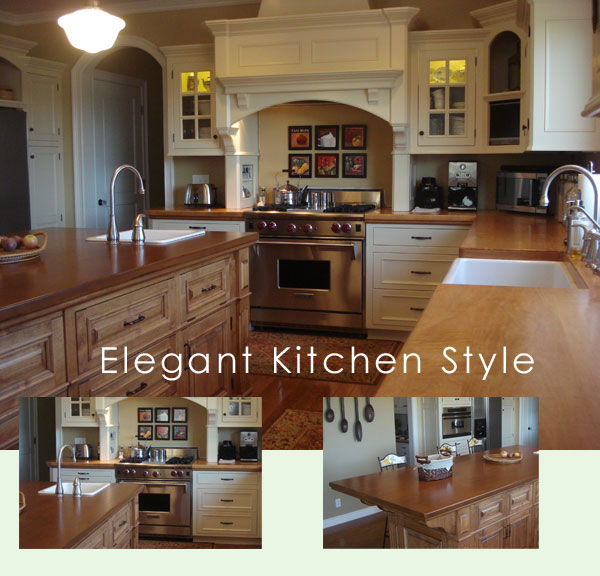 Amazing kitchens, cabinets and custom upgrades